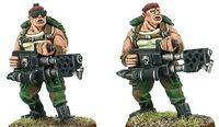 Catachan Flamer team