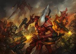 Ghost Warriors of Saim-Hann