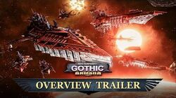 Battlefleet Gothic Armada - Overview Trailer