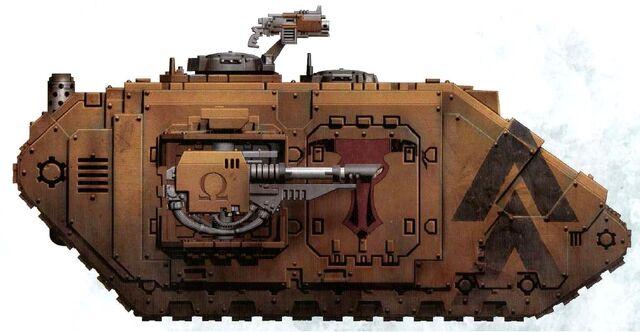 File:Minotaurs Land Raider 'Dakor Rex'.jpg