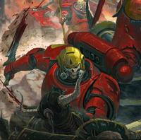 BA Reiver vs Chaos Marine