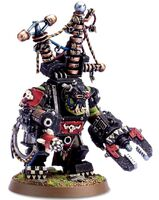 Big Mek Mega Armor & Kustum Generator