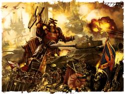Lord of Skulls Battle