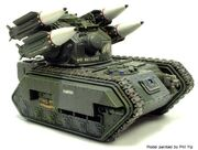 Manticore Missile Tank