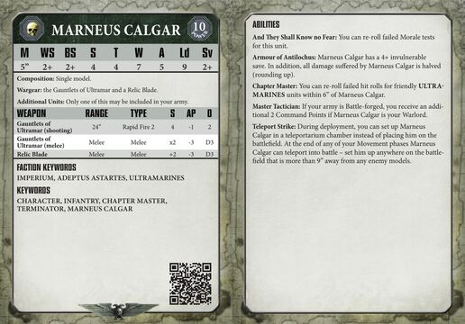 User blog:Montonius/Unit and Wargear Cards Now Available