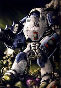 World Eaters Contemptor