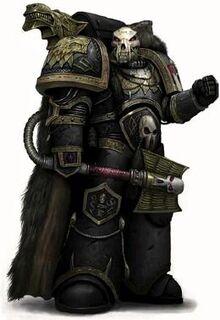 A Wolf Priest