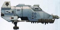 Redmaw Co. Land Speeder Tempest