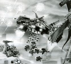 Stormbird flyer