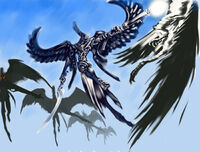Swooping Hawk Exarch vs. Scourges