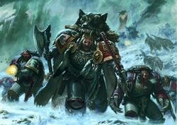 Wolf Lord | Warhammer 40k | FANDOM powered by Wikia