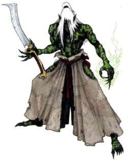 Mandrake Dark Eldar