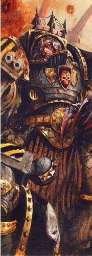 Warsmith Forrix Battle of Terra