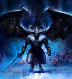 Be'lakor the Dark Master