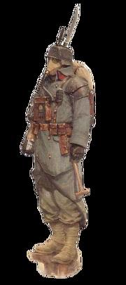 Krieg Guardsman