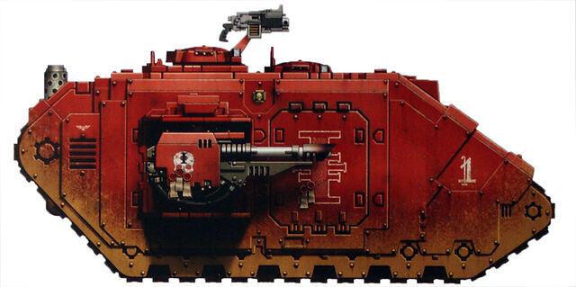 File:Red Hunters Land Raider.jpg