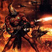 Fire Dragons combat