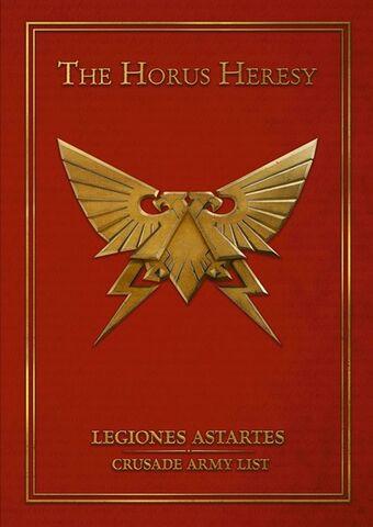 File:HorusHeresyLegionesAstartesCrusadeArmyListCover.jpg