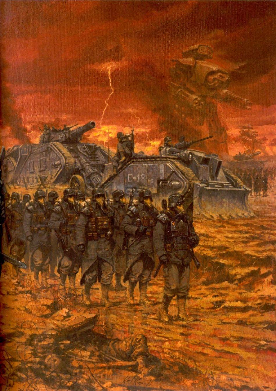 Death Korps Of Krieg Warhammer 40k Fandom