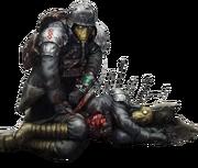 Death Korps Quartermaster