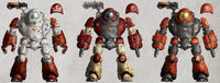 Kastellan Robots 4