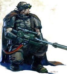 Raven Guard Scout