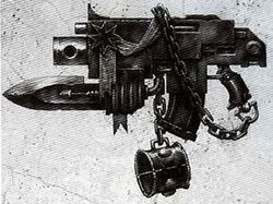 Bolter Manacle & Chain