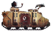 Minotaurs Damocles Cmd Vehicle