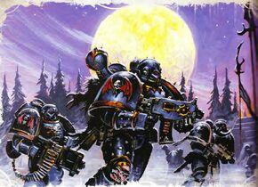 Night Lords Assault
