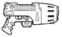 Plasma Pistol Single Core Pattern