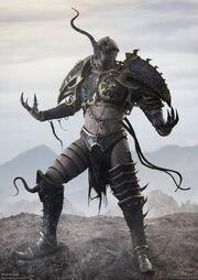 Warhammer slaanesh champion by soulty666 d5b3ryw-pre