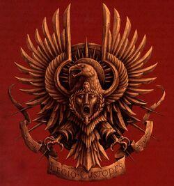 Legio Custodes Icon