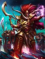 Magnus the Red Primarchs coverart