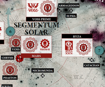 Forge Worlds Segmentum Solar