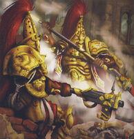 Horus Heresy Custodes 2