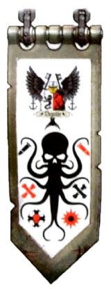 House Degallio Banner