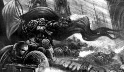 Relictors in Battle