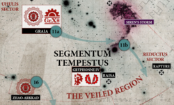 Forge Worlds Segmentum Tempestus
