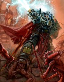 Lord kaldor draigo by piyastudios