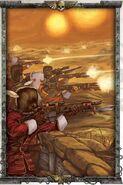 Vostroyan battle-line