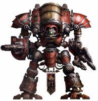 Questoris Knight Maegera Orphaeon