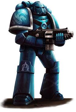 Alpha Legionary MK IV