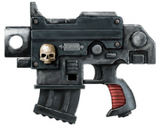 Cypher's Bolt Pistol