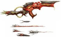 Fleshborer & Ammo