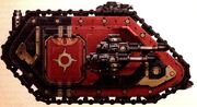 Land Raider of the Thousand Sons