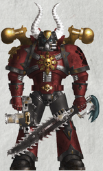 Red Corsairs Heretic Astartes