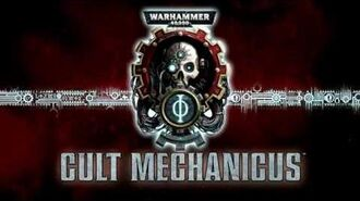 War Cant of Mars (Warhammer 40k)