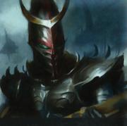 Iron Thorn Warrior