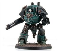 Sons of Horus Contemptor Dreadnought