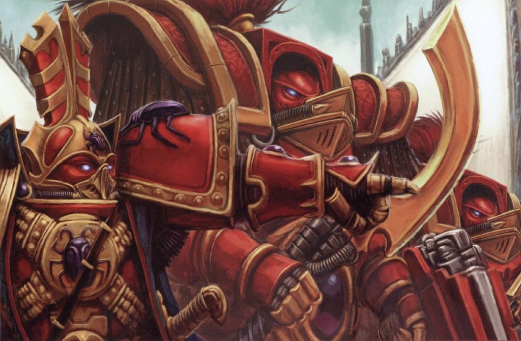 how to change slates in eternal crusade